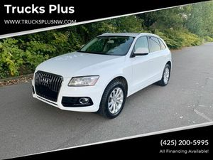 2014 Audi Q5 for Sale in Seattle, WA