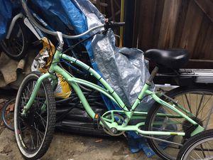 Electric cruiser bike for Sale in Palo Alto, CA