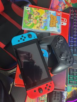 Nintendo Switch V2 With Extras  for Sale in Denver, CO