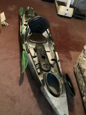Tetra 10' Angler ocean kayak for Sale in Oakley, CA