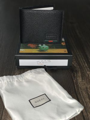 Gucci web wallet for Sale in Fort Worth, TX
