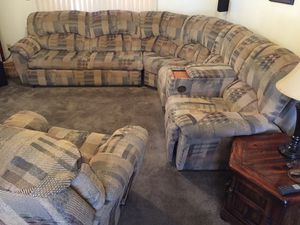 4 Pc / Living Room Furniture for Sale in Phoenix, AZ