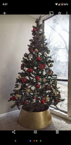 7ft Christmas tree for Sale in Westerville, OH