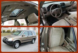 No Accidents Honda CR-V EX ONLY 44K MILES ONE OWNER for Sale in Columbus, OH