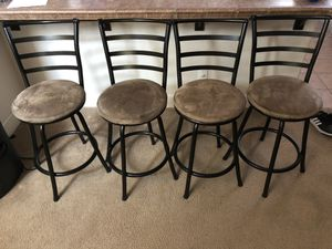 Bar Stools Chairs for Sale in Fresno, CA