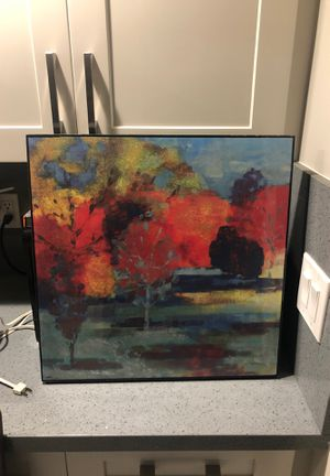 Autumn breeze painting for Sale in Hayward, CA