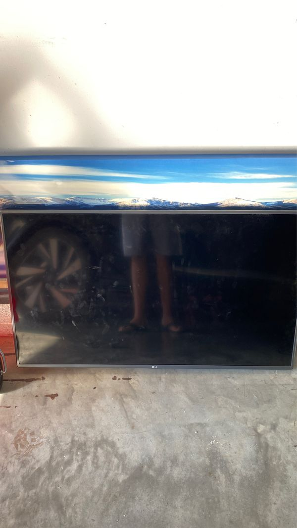 LG 50 TV for parts