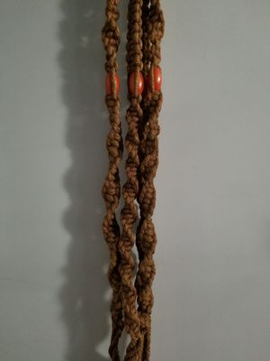 Macrame hanger, plant hanger, pot hanger for Sale in Washington, DC