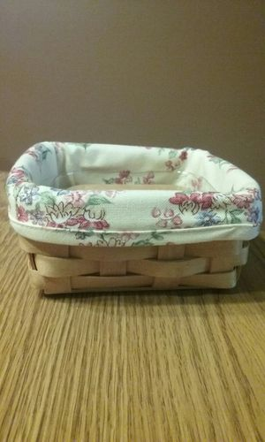 Longaberger 2001 Stuck on You basket for sticky notes for Sale in North Ridgeville, OH
