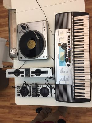 DJ / Sound Equipment / Electronic Keyboard for Sale in Oakland, CA