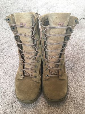"""Rocky Lightweight 8"""" Military GSA-Approved Boots RCK042 for Sale in Sumter, SC"""