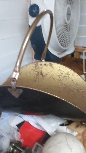Old fire wood holder for Sale in DeLand, FL