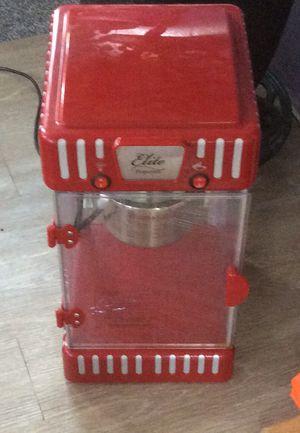 Elite popcorn machine for Sale in Parkersburg, WV