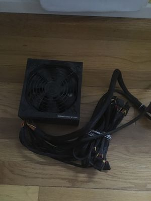 Corsair TX750w power supply for Sale in Reading, MA