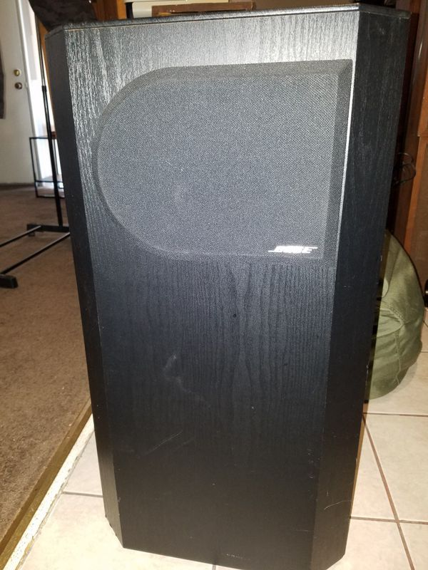 BOSE 401 SPEAKER ONLY ONE
