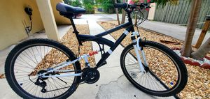 29 inch full suspension used bike with new seat for Sale in West Palm Beach, FL