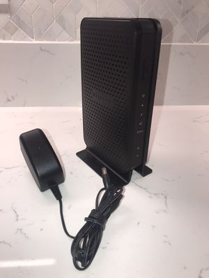 Netgear Cable Módem and wireless router for Sale in La Costa, CA