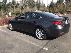 2015 Mazda Mazda6 for Sale in Bellevue, WA