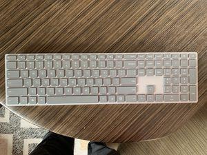 Microsoft modern wireless keyboard for Sale in Bellevue, WA