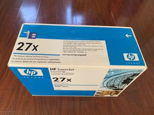 HP laser jet Toner Cartridge C4127X for Sale in San Diego, CA