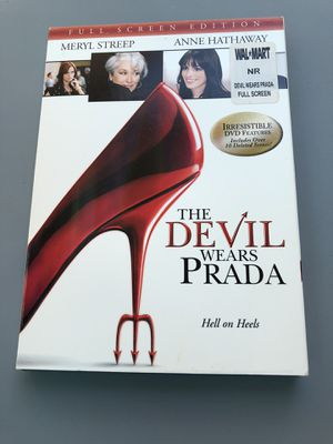 The Devil wears Prada DVD for Sale in Houston, TX