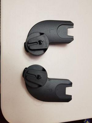 Mima Xari SL Car Seat Adaptor Kit in Black for Sale in Sacramento, CA