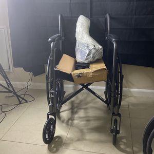 Wheelchair New. for Sale in Pompano Beach, FL