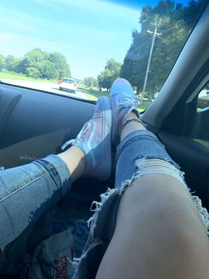 Cotton Candy Vans for Sale in Charlotte, NC