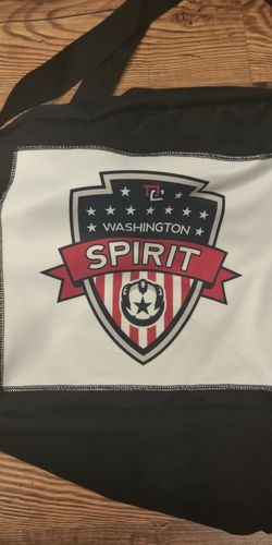 Washington Spirit: duffle carrying bag for Sale in Gaithersburg,  MD