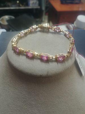 Sterling silver bracelet for Sale in Waynesboro, VA