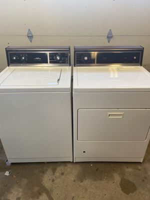Lavadora y secadora kenmore Heavy Dury tina grande for Sale in Moreno Valley, CA