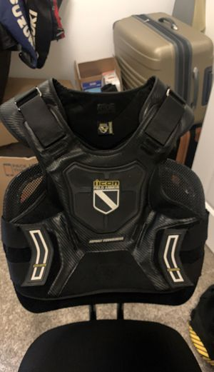 Icon motorcycle vest for Sale in Pikesville, MD