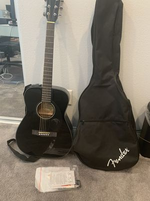 Fender Acoustic Guitar for Sale in Cypress, CA