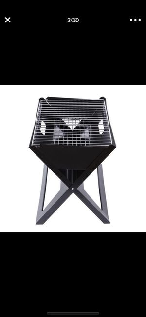 Free lighter BBQ Grill SmokeOutdoor Camping Cooker for Sale in Norcross, GA