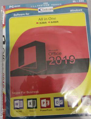 Microsoft Office 2019 * For Windows Pc* for Sale in Doraville, GA