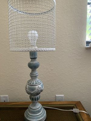 Vintage lamp farmhouse for Sale in Royal Palm Beach, FL