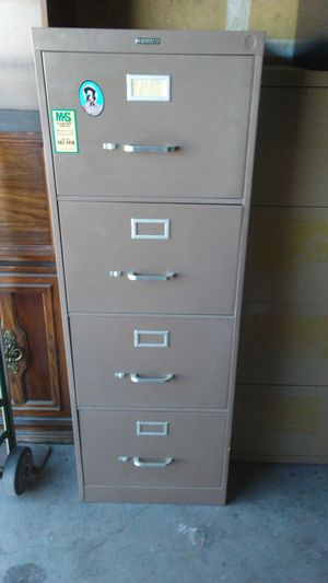 Legal size filing cabinet for Sale in Las Vegas, NV