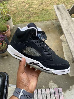 """Jordan 5 Retro """"Oreo"""" for Sale in Burlington, NC"""