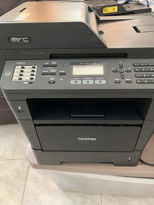 Brother Printer MFC8910DW Wireless Monochrome Printer with Scanner, Copier and Fax for Sale in Oakland Park, FL