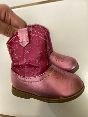 Girls cowgirl boots for Sale in Phoenix, AZ
