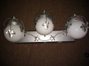 Leaf Light fixture for Sale in Marion, NC