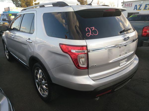 2011 ford explorer only 92,000 miles Welcome everyone NO CREDIT CHECK compre aqui pague aqui