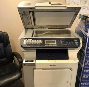Brother business printer (wireless) for Sale in Mooresville, NC