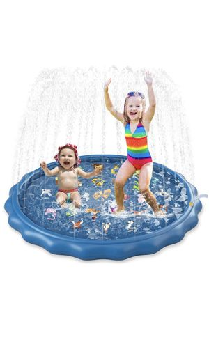 Splash pad play mat for kids for Sale in Hollywood, FL