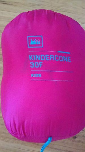 REI KINDERCONE 30° SLEEPING BAG PINK for Sale in Phoenix, AZ