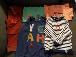 Boys clothing 2T / $2 each gently used for Sale in Monroe Township, NJ