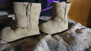 Baby girl boots for Sale in Dudley, NC