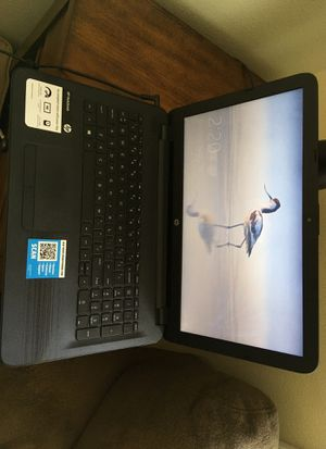 "HP laptop 15"" for Sale in Chapel Hill, NC"