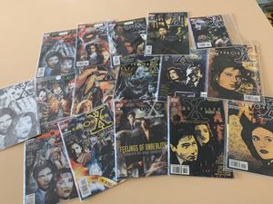 Comics The X Files for Sale in Fresno, CA