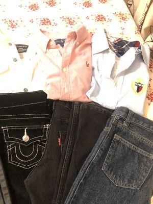 Kids pants size 7 10 each for Sale in Clovis, CA
